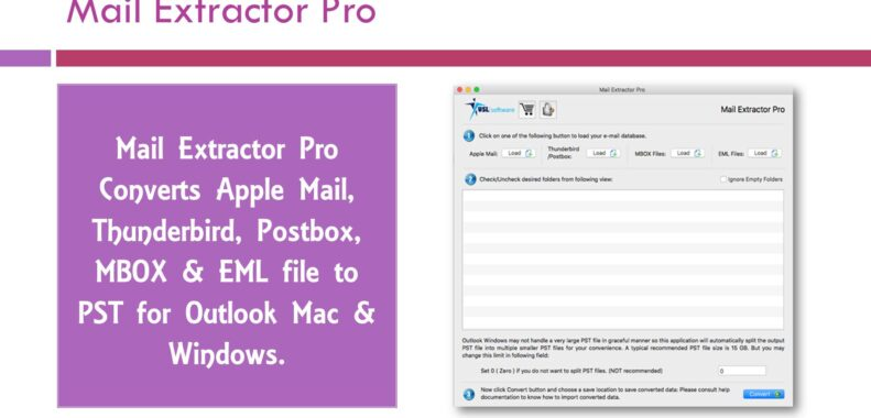 export mail to pst mac